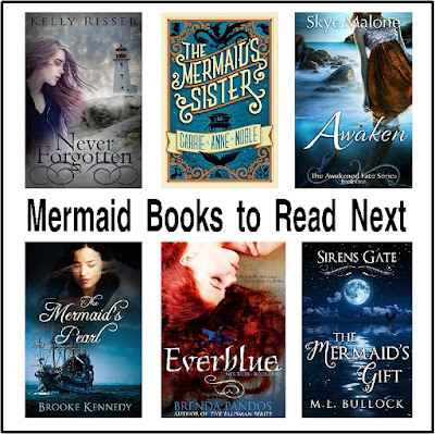 One of my favorite things to do in the fall is to curl up on the couch with a good book and a cup of hot chocolate.  When it starts getting too cold, it's fun to dream of summer and swimming in the sea.  So this fall, check out these 9 mermaid stories for your Kindle.
