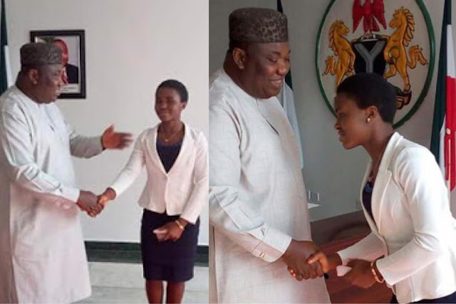 WAEC: Enugu state governor offers scholarship to the student with nine A1