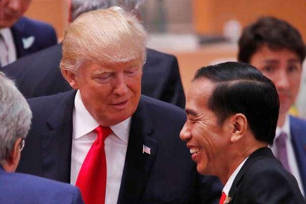 Bukan Prabowo, Demokrat Bilang Justru Jokowi Mirip Trump