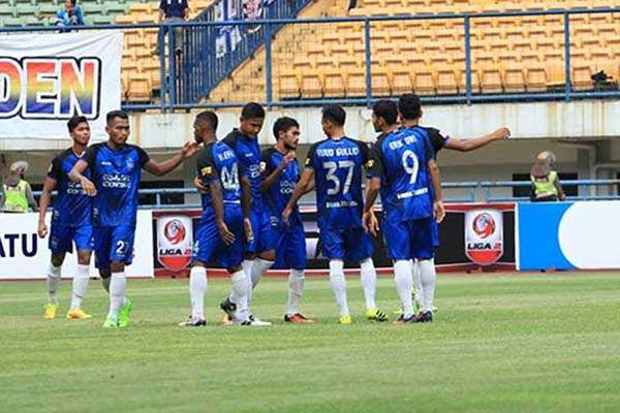 PSIS Semarang vs Borneo FC