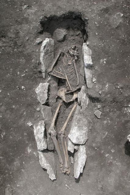 Αρχαία ανθρωποθυσία στην Αρκαδία;