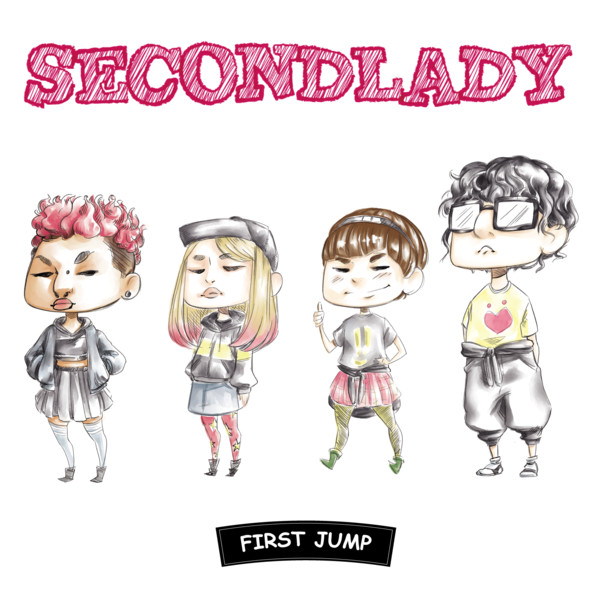 [Single] SECONDLADY – FIRST JUMP (2016.04.15/MP3/RAR)