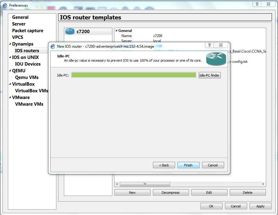 Integrate Cisco ASA 8 4 Image in GNS3 1 4 0 | Subrun Jamil