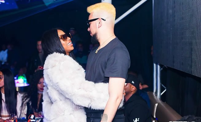 Rapper AKA to stop music so he can start a reality show with 'his girl' DJ Zinhle