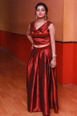 Anisha Xaxier Hot Navel Show Navel Queens