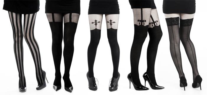 Stockings Suomeksi