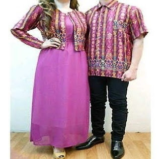 Batik Couple Acara Pesta