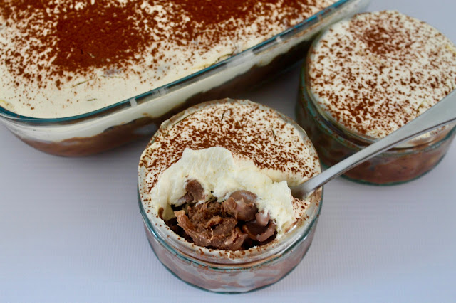 Banoffee chocolate pasta