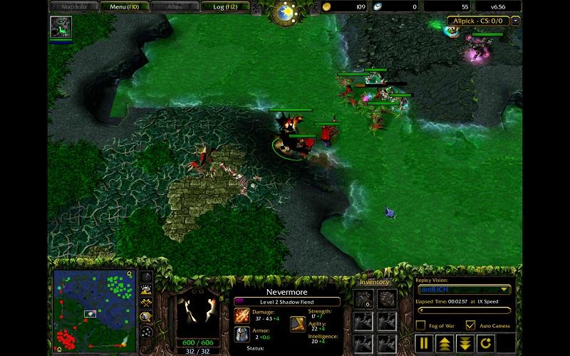 Warcraft 3 1.24b para DotA hack tool free download