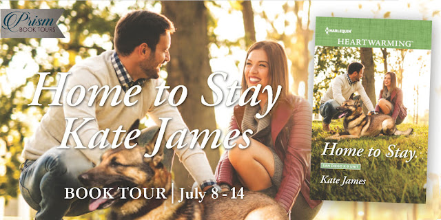 Prism Book Tours Review: Home To Stay by Kate James