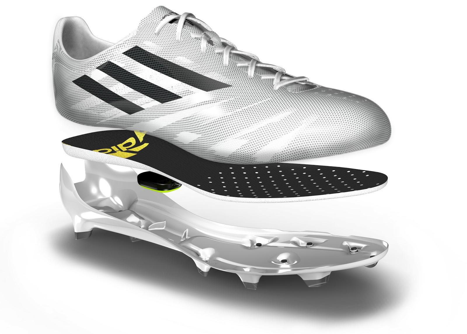 Adidas Present 99 Gram Adizero F50 Boot Footy Headlines
