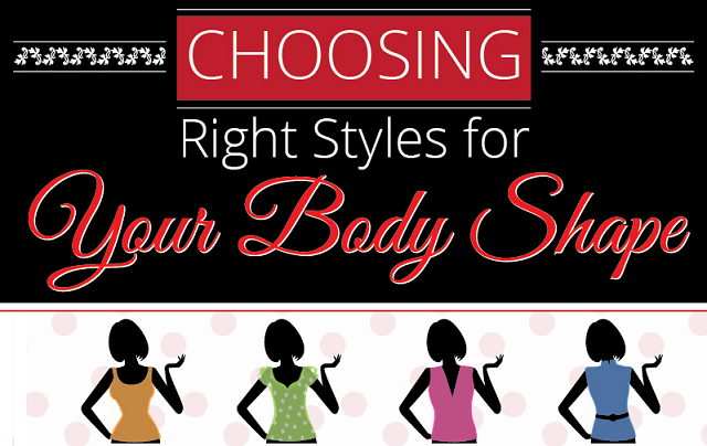 Image: Choosing Right Styles for Your Body Shape