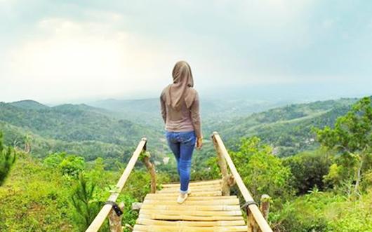 Bukit Lintang Sewu Bantul Yogyakarta 3