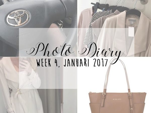Photo Diary Week 4, januari 2017