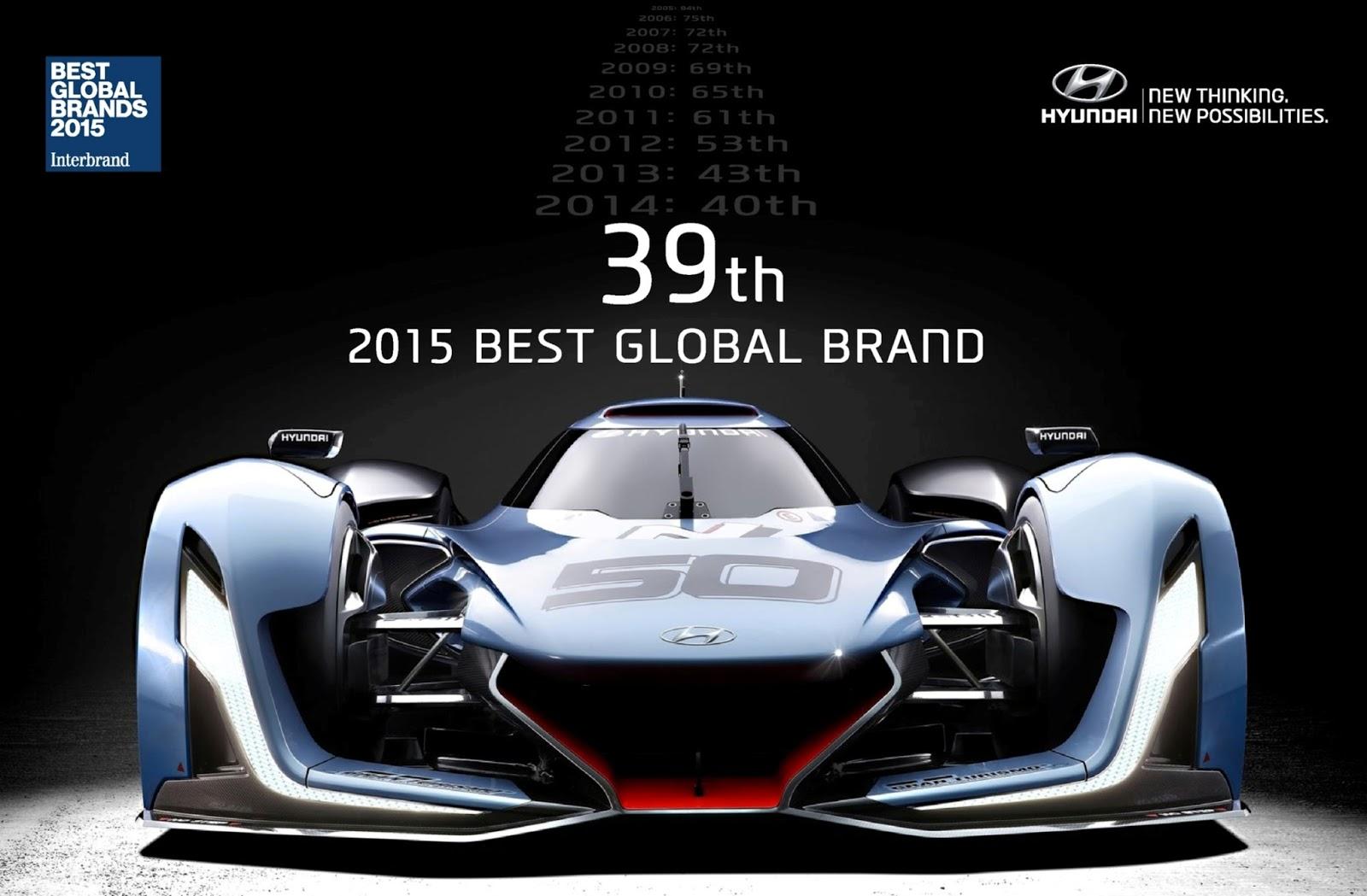 2015%2BInterbrand%2BResult%2BAnnouncement%2B%25281%2529 Η Hyundai αναρριχήθηκε στην 7η κορυφαία μάρκα αυτοκινήτου