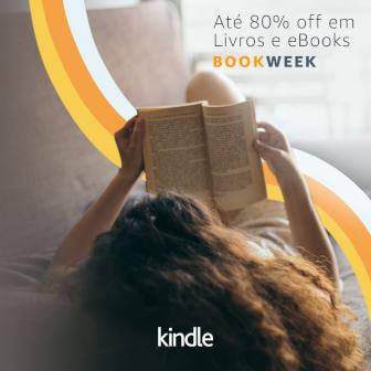 Até 80% off em Livros e eBooks