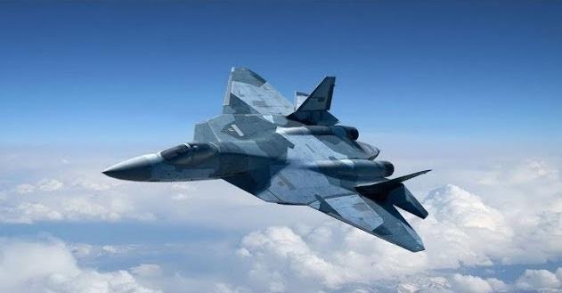 Αυτό είναι το νέο Ρώσικο μαχητικό SU-57 με αναβαθμισμένο κινητήρα! (vid)