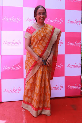 Celebrities inaugurates Sankalp The Boutique Photoshoot