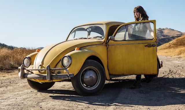 'Bumblebee' ganha nova data de estreia: 25 de dezembro