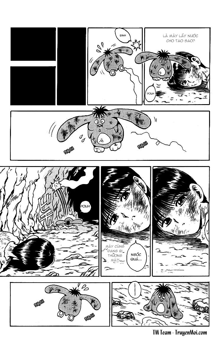 Hành trình của Uduchi chap 082: hồ ly kurama thức giấc! trang 15