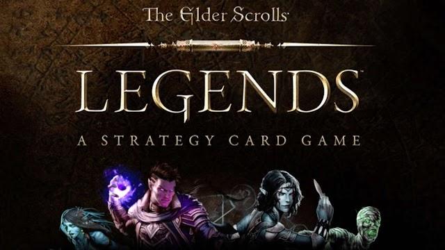 The Elder Scrolls: Legends Mobil Sürümü Yakında Çıkıyor