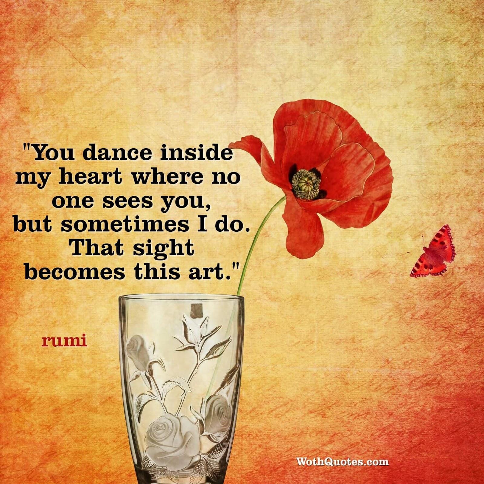 Best Rumi Poems 6