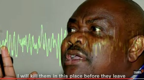 Busted! Governor Wike caught on tape bribing INEC officials, threatens to kill any who fails him