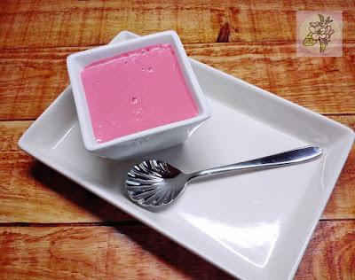 Salsa de Yogur de Remolacha