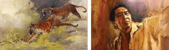 Aspek, Konseptual, Dalam Seni Rupa Murni |Unsur, Sifat, Eksperimen, Desain Seni Lukis