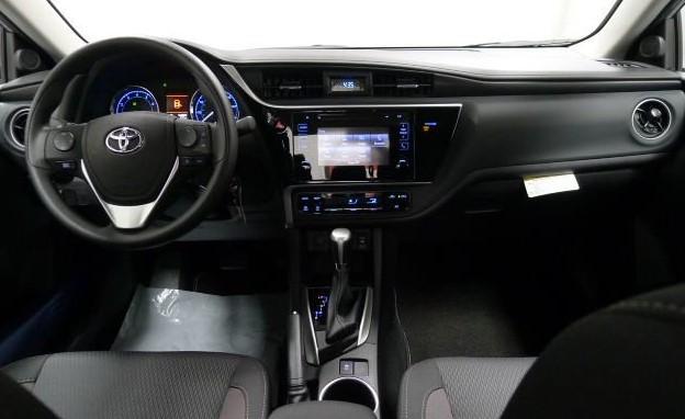 2019 Toyota Corolla Trim Levels & Configurations