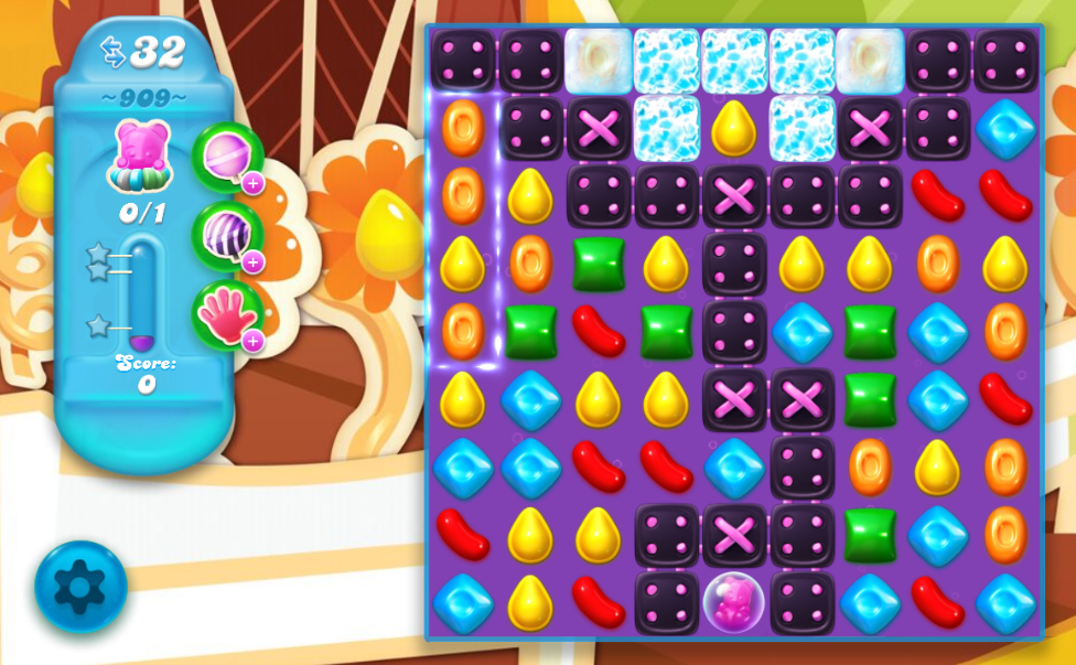Candy Crush Soda Saga 909