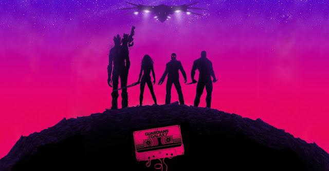 """Marvel Studios começa produção de """"Guardiões da Galáxia 2"""""""