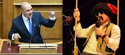Ο βουλευτής της ΝΔ, Κωνσταντίνος Μπογδάνος, έστειλε εξώδικο στους δύο παραγωγούς της ραδιοφωνικής εκπομπής «Ελληνοφρένεια» Η εξώδικη διαμαρτ...