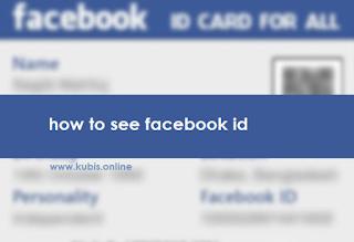Cara Mengetahui ID Fb Sendiri dan Orang Lain Lewat HP Dengan Sangat Mudah dan Simpel