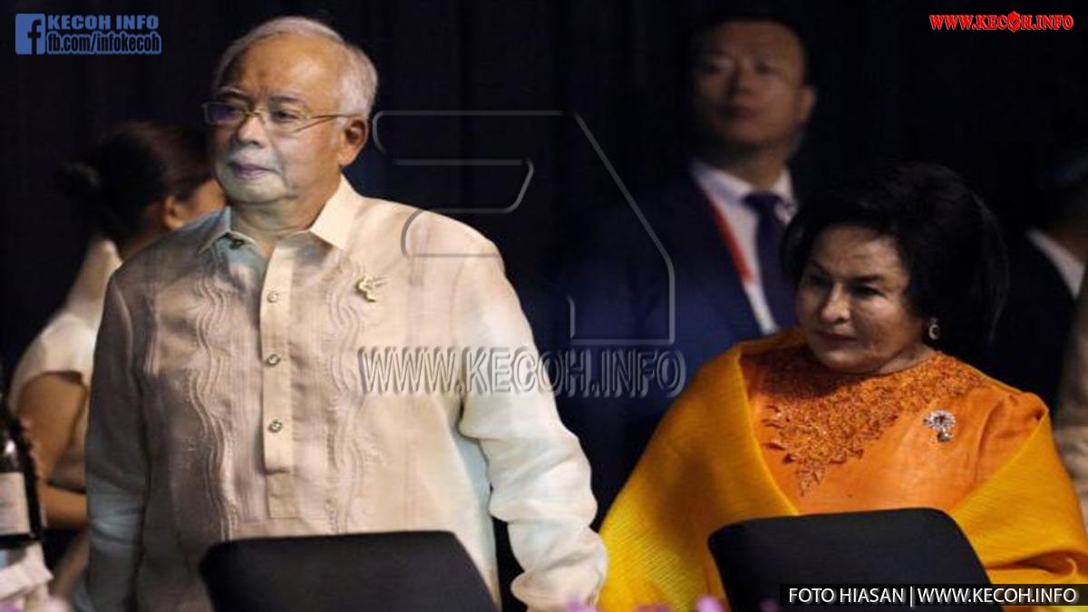 """""""Saya Dimaklumkan Imigresen Malaysia Tidak Membenarkan Saya Dan Keluarga Ke Luar Negara..."""" - Luahan Saty Najib Razak di laman sosial menjadi bahan ketawa netizen"""