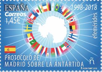 Protocolo de Madrid sobre la Antártida 1998-2018