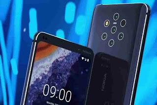 Cara Hard Reset Nokia 9 PureView Lupa Pola dan Pin