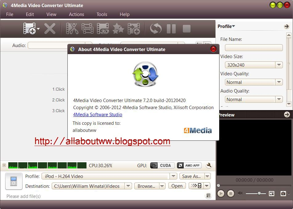 4media flv to mp4 converter 6 license key