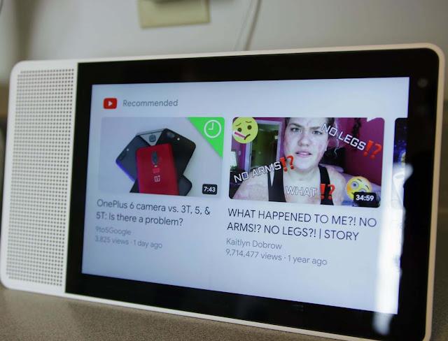 Cara Menonton Video YouTube di Lenovo Smart Display,Ini Caranya.2
