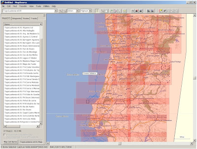 mapa auto estradas portugal 2011 TopoLusitania mapa auto estradas portugal 2011