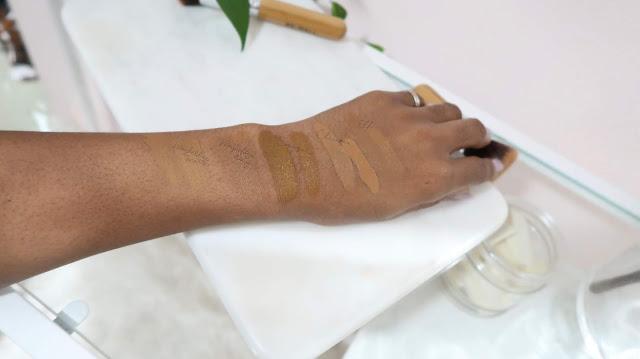Drugstore foundation for darker skin