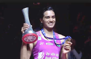 PV Sindhu wins maiden BWF World Tour Title