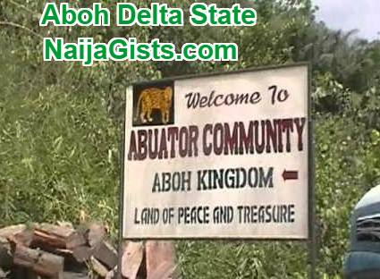 boy kills woman rape aboh delta state