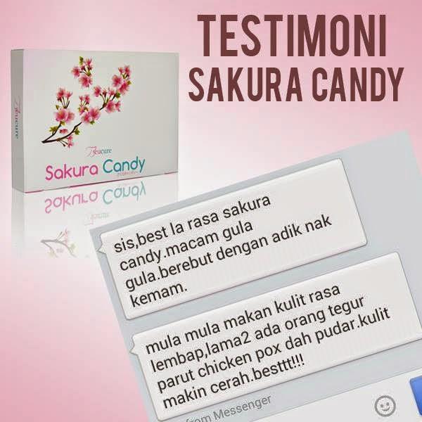 Testimoni pengguna Sakura Candy, Beaucure Sakura Candy