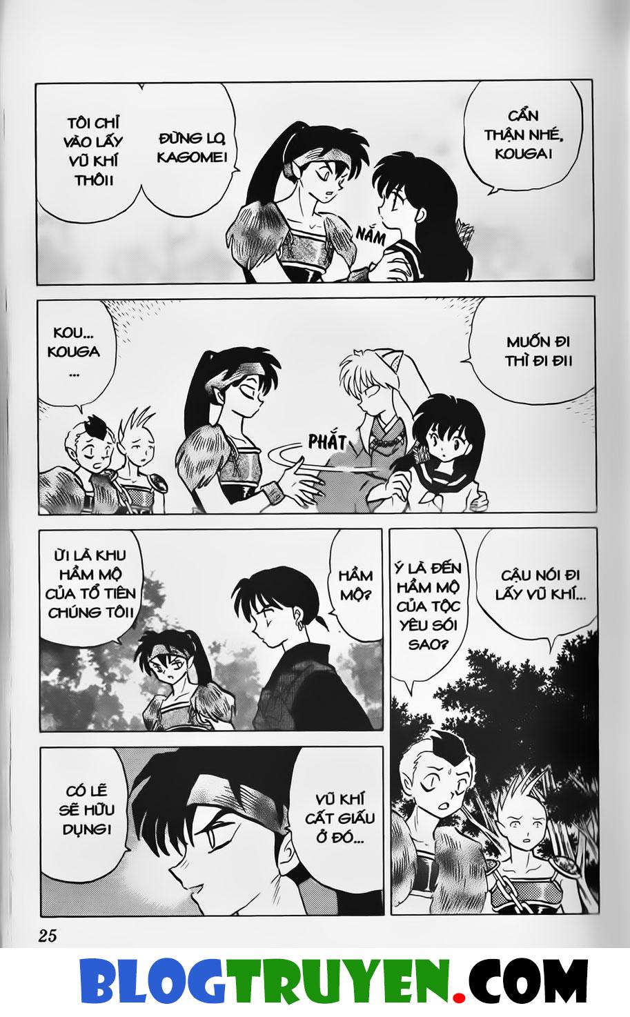 Inuyasha vol 39.2 trang 4
