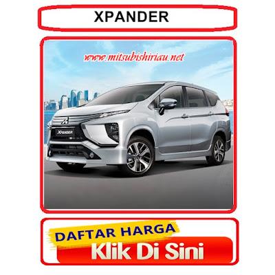 Daftar Harga Mitsubishi Xpander Pekanbaru Riau Terbaru