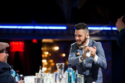 Bombay Sapphire World's Most Imaginative Bartender 2015-cuộc thi dành cho bartender