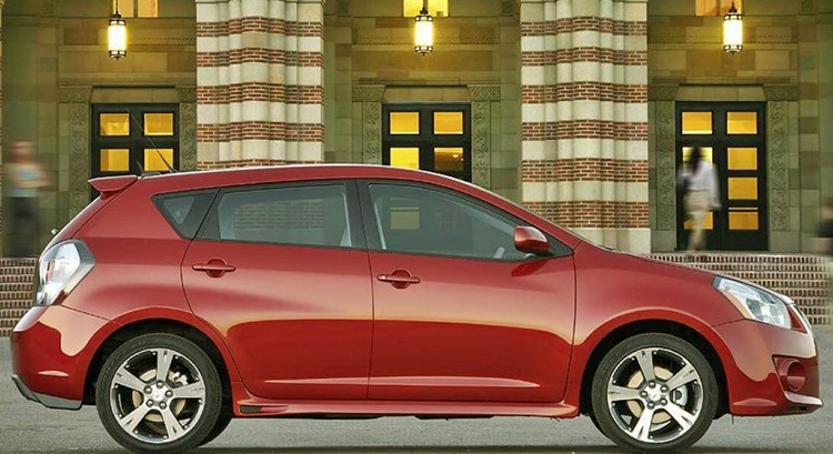 Toyota Matrix 2019 Review, Price and Engine