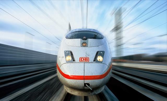 Empresa Deutsche Bahn na Alemanha