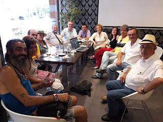 Especial Aniversario Revolución Libros Barrios Letras Leganés